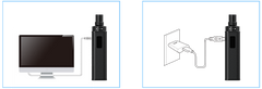 Joyetech kits Joyetech  AIO ProBox (All-in-One) Starter Kit - 3 Gloss Colours