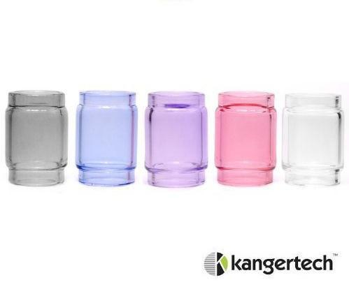 Kanger Protank 2 replacement tank glass tube-ACCESSORIES-Kangertech-TRANSPARENT-Voodoo Vape