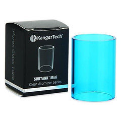 Kanger Subtank Mini Replacement Pyrex Tank Tube-Kangertech-Red-Voodoo Vape