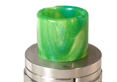 Custom Drip Tip - SMOK TFV8 / TFV12 Cloud Beast - Green Designs-ACCESSORIES-SMOK-Voodoo Vape