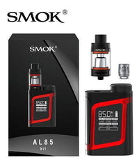 SMOK kits Black & Red SMOK Alien AL85 TC & TFV8 Baby Kit