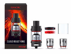 SMOK TANKS Black SMOK TFV12 Cloud Beast King Tank