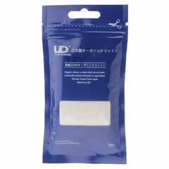 UD ACCESSORIES UD MUJI Organic Japanese Pure Cotton (5pcs/pack)
