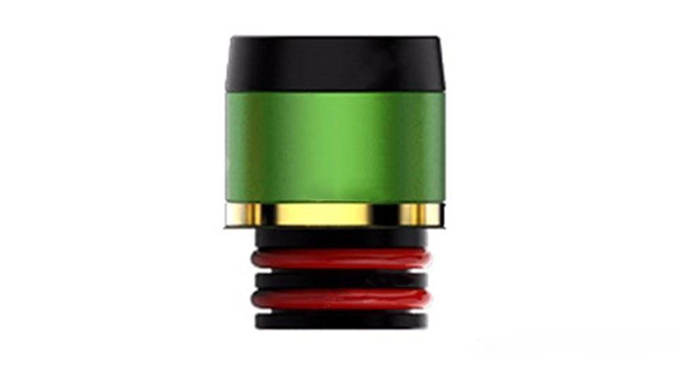 Uwell Crown 3 Drip Tip - 9 Colours-ACCESSORIES-Uwell-Green-Voodoo Vape