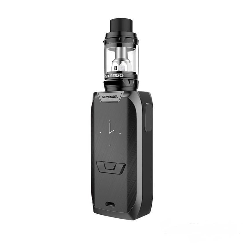 Vaporesso kits Black Vaporesso Revenger 220W Box Kit w/ 5ml NRG Tank
