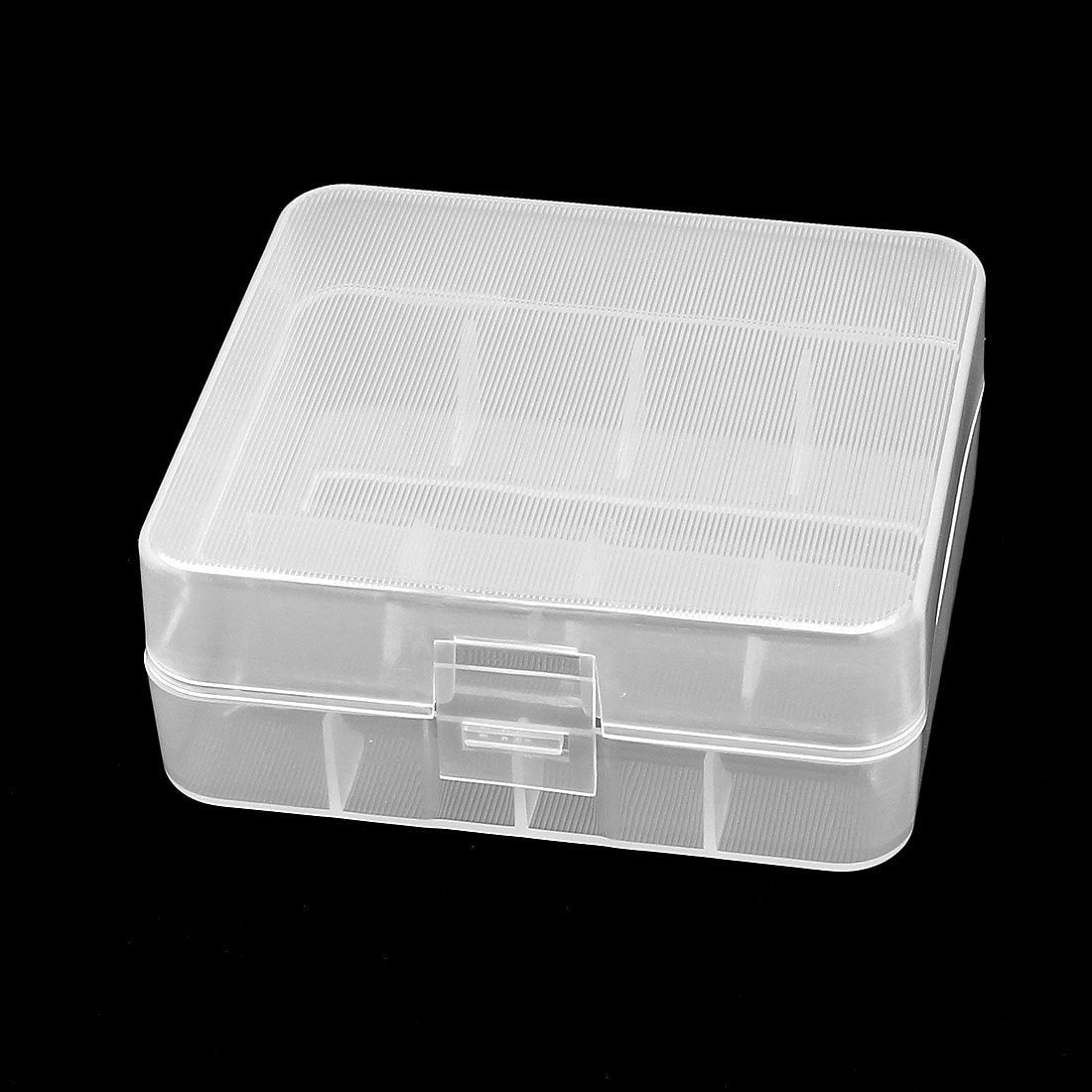 Voodoo Vape ACCESSORIES Battery Case for 18650 /  26650 Batteries - Protective Travel Box