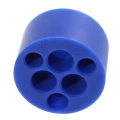 Voodoo Vape ACCESSORIES Blue Double sided silicone vape holder - Various colours