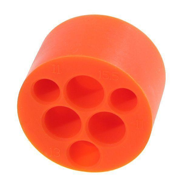 Voodoo Vape ACCESSORIES Orange Double sided silicone vape holder - Various colours