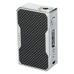 VOOPOO BATTERIES & MODS Silver & Black VOOPOO DRAG 157W TC Box MOD W/O Battery