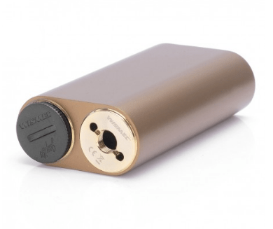 Noisy Cricket Mech Mod by Wismec JayBo - Bronze - Ex Demo-BATTERIES & MODS-Wismec-Brown-Voodoo Vape