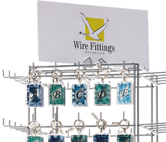 Keyring Displays Wire Fittings