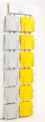 Greeting Card Wall Rack for 7 inch Square cards