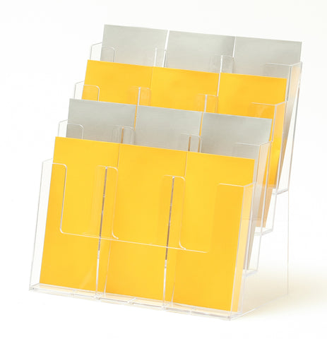 Perspex Leaflet holder