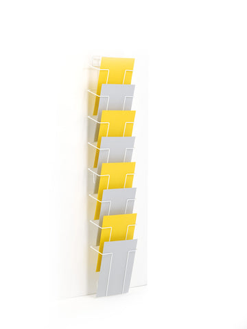 A4 Leaflet Display Wall Rack - Floor display or Slatwall compatible