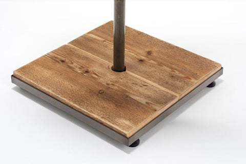 Wooden Floor Stand Base