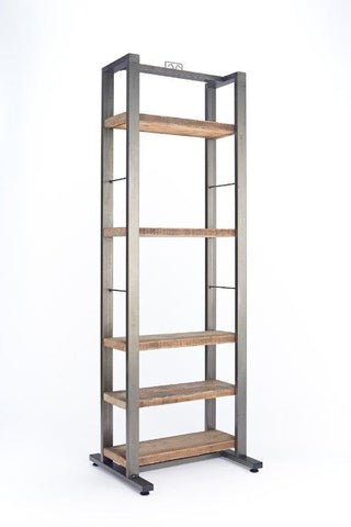 Wooden Shelving Unit 600mm Wide