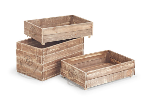 Small Wooden Storage Box