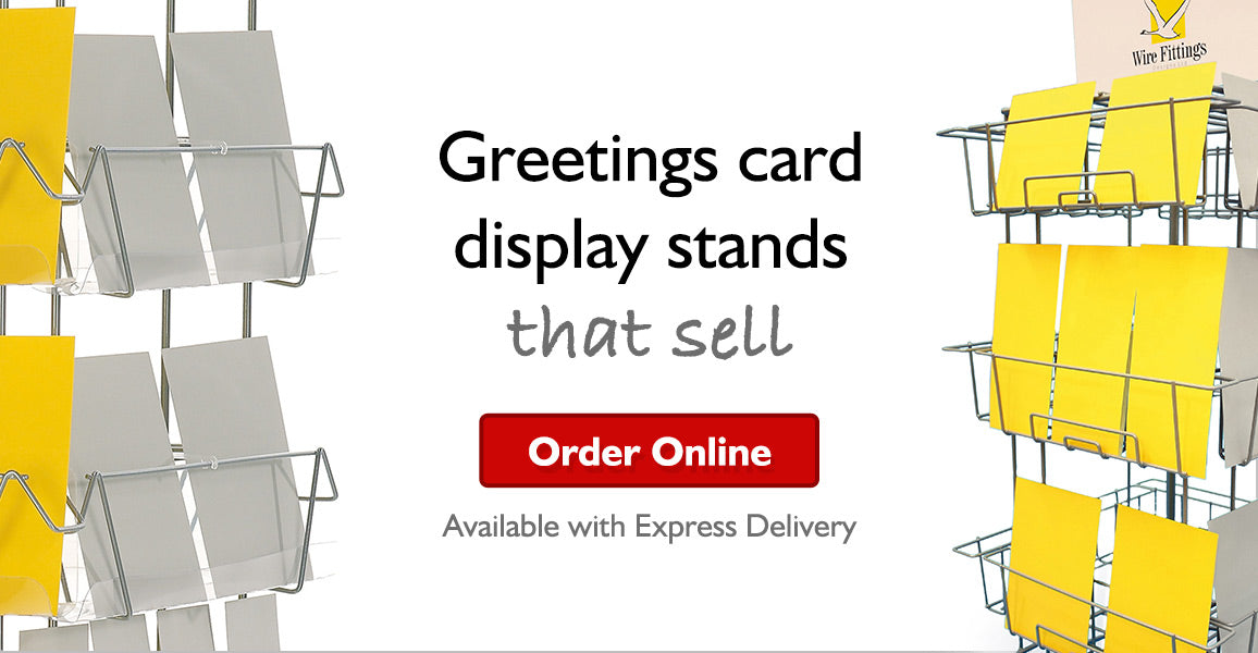 Greeting Card Displays