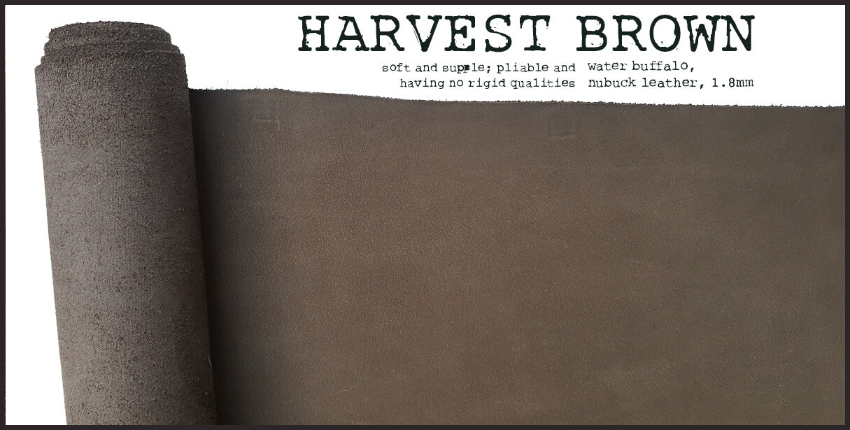 R.atelier Leather | Harvest Brown