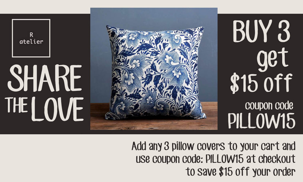 Pillow Cover Coupon Code