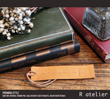 R.atelier Hobonichi Techo A6 Planner Leather Journal Cover