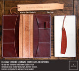 R.atelier Leather Journal / Planner Covers Add-ons