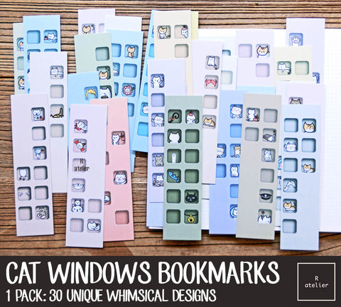 Cat Windows Bookmarks