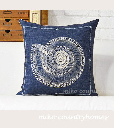 Nautical Inspired | Decorative Throw Pillow Cover