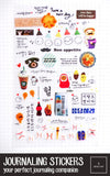 Journaling Stickers | Diary Stickers