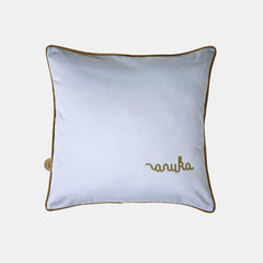 ANUKA CUSHION <br> BLUE SUCRE