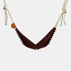 CROCO SWING <br> CHOCO BROWN
