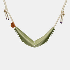 CROCO SWING <br> MOSS GREEN