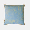 JUNGLE CUSHION <br> STONE BLUE