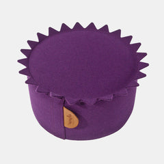 DRAGON POUF <br> PURPLE