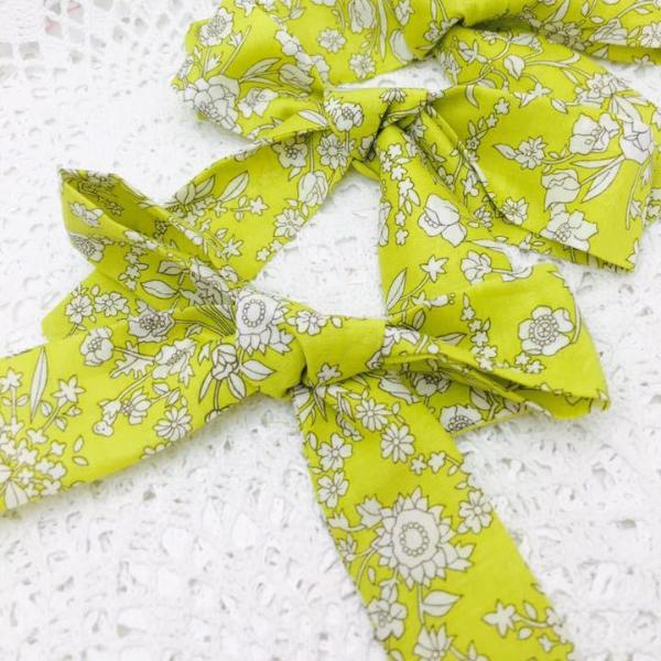 Knot Bow Classic ~ Custom Order ~ Your Fabric Choice