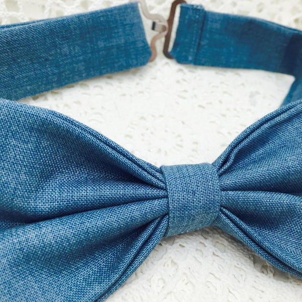 Bow Ties ~ Classic Adjustable  ~ Custom Order ~  Your choice of Fabric