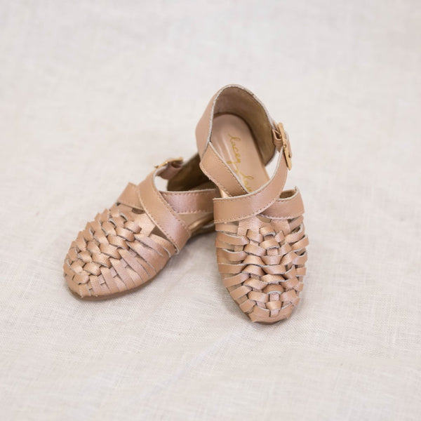 Destash - Lacey Lane - BNWT - Sandals Gold - Size 13
