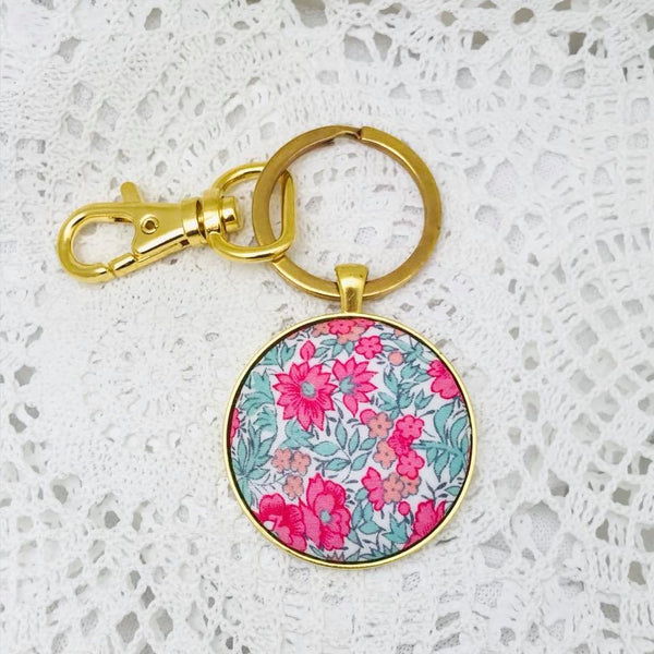 Key Rings ~ Liberty Tana Lawn