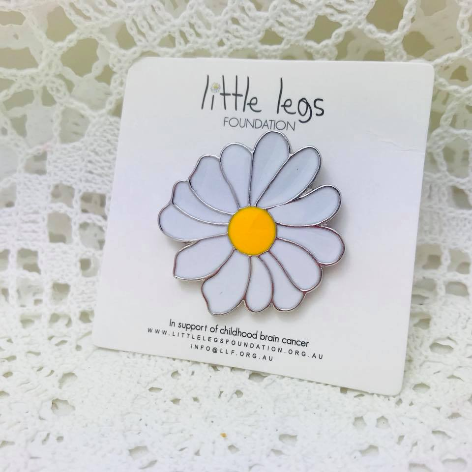 Little Legs Pin