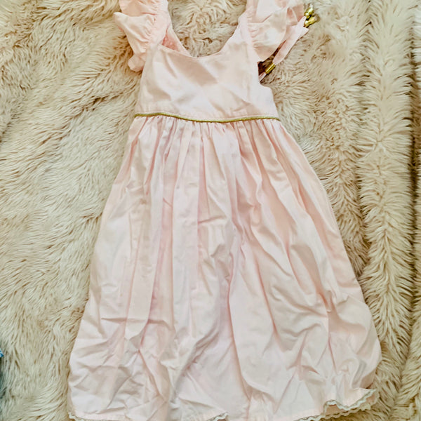 Destash - Lacey Lane - GUC - Baby Pink Dress - Size 4