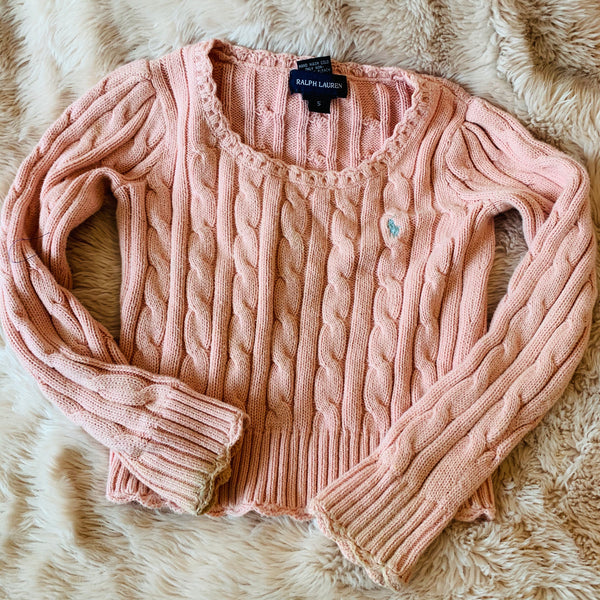 Destash - Ralph Lauren Jumper - Play Condition - Size 5