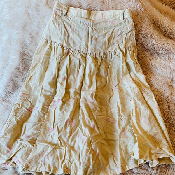 Destash - Bella & Lace - EUC - size 4 - Maxi Skirt
