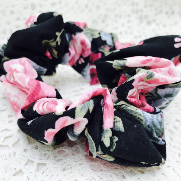 Scrunchie ~ Custom Order ~ Your choice of fabric