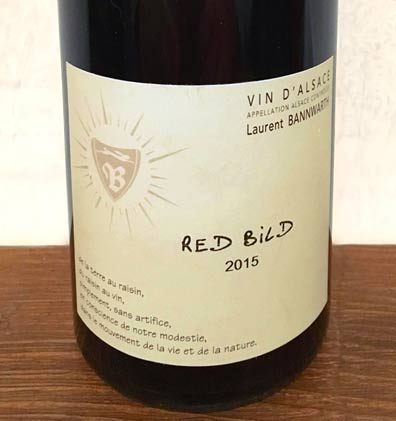 Red Bild Pinot Grigio - Bannwarth