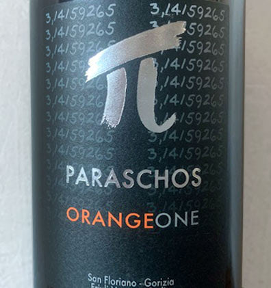 Orange One - Paraschos
