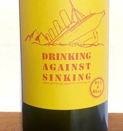 Drinking Against Sinking - Sieman