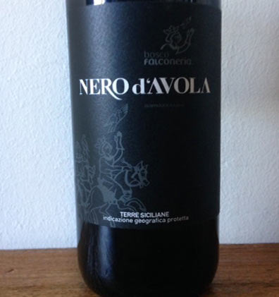 Nero d'Avola - Bosco Falconeria