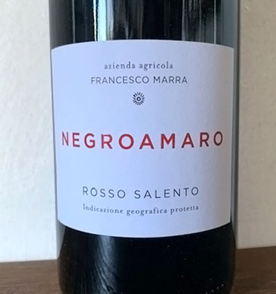 Negroamaro - Francesco Marra