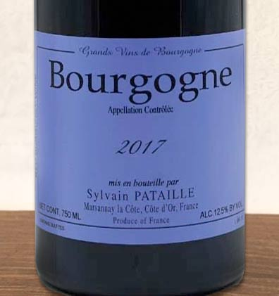 Bourgogne Rouge - Sylvain Pataille