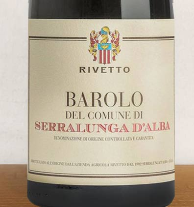 Barolo Serralunga - Rivetto - Vinoir Shop
